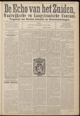 Echo van het Zuiden 1933-10-04