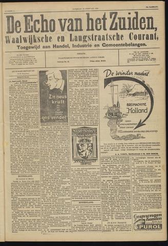 Echo van het Zuiden 1929-02-16