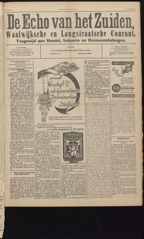 Echo van het Zuiden 1928-10-19