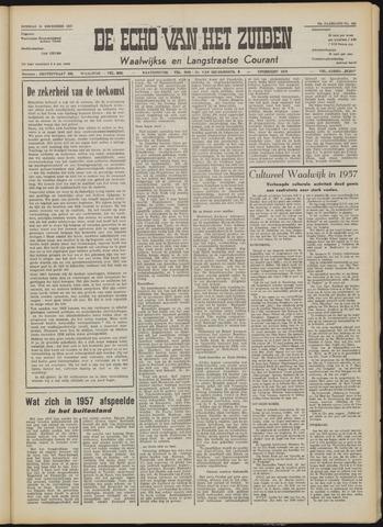 Echo van het Zuiden 1957-12-31