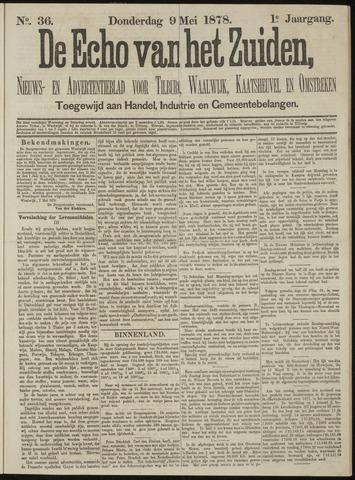 Echo van het Zuiden 1878-05-09
