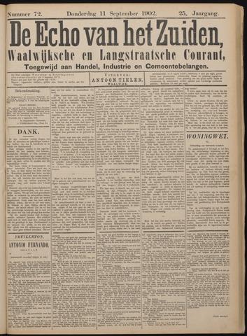 Echo van het Zuiden 1902-09-11