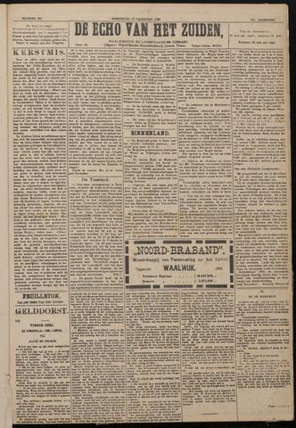 Echo van het Zuiden 1918-12-25