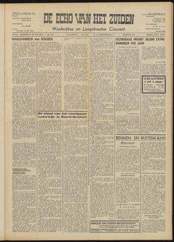 Echo van het Zuiden 1957-02-22