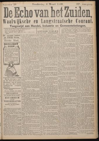 Echo van het Zuiden 1909-03-04