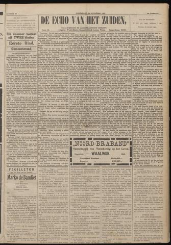 Echo van het Zuiden 1920-11-25