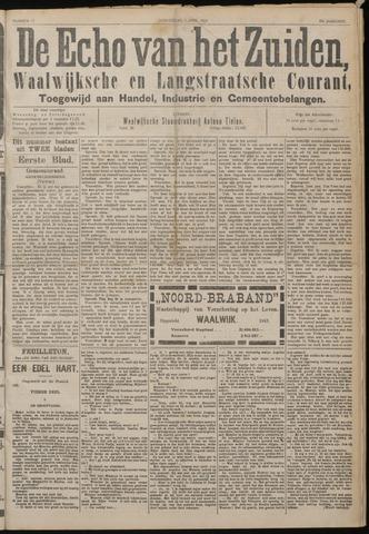 Echo van het Zuiden 1920-04-01