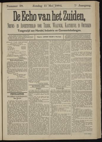 Echo van het Zuiden 1884-05-11