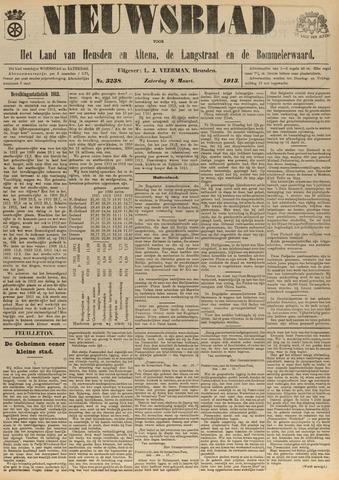 Nieuwsblad het land van Heusden en Altena de Langstraat en de Bommelerwaard 1913-03-08