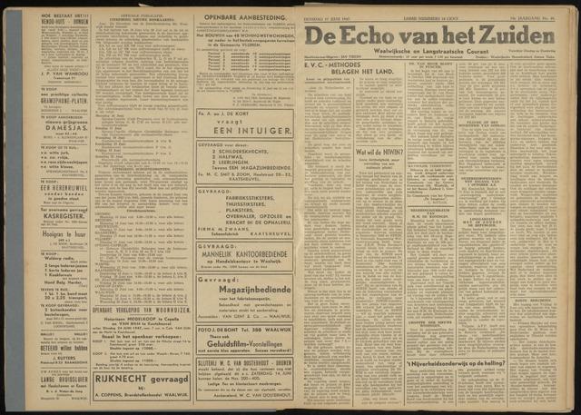 Echo van het Zuiden 1947-06-17