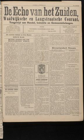 Echo van het Zuiden 1937-02-13