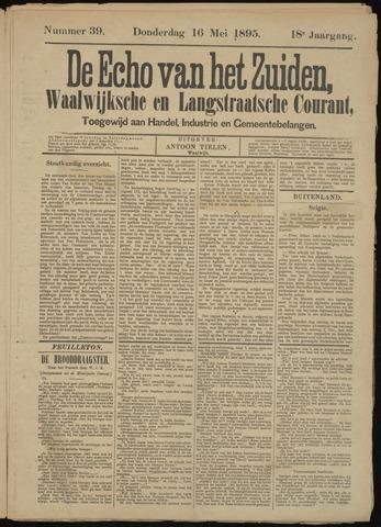 Echo van het Zuiden 1895-05-16