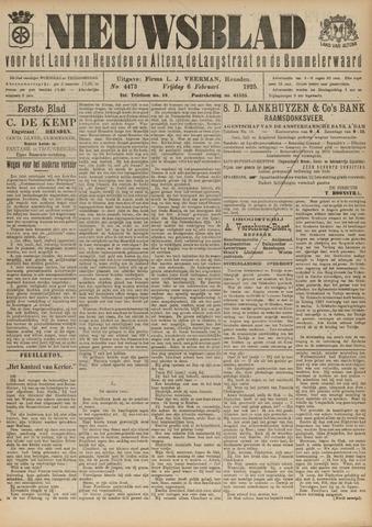 Nieuwsblad het land van Heusden en Altena de Langstraat en de Bommelerwaard 1925-02-06