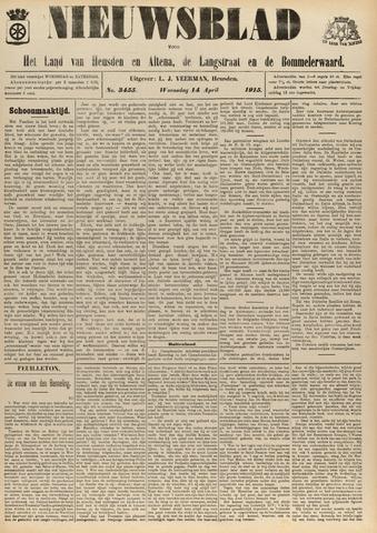 Nieuwsblad het land van Heusden en Altena de Langstraat en de Bommelerwaard 1915-04-14
