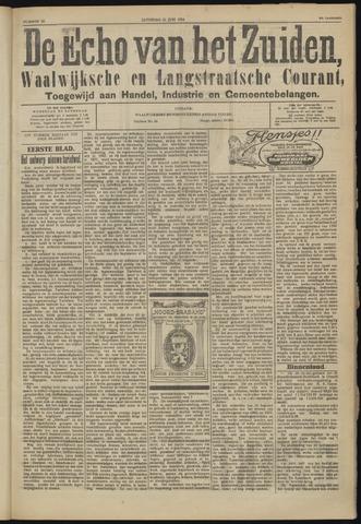 Echo van het Zuiden 1924-06-21
