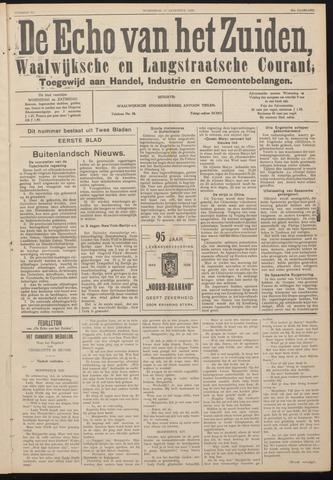 Echo van het Zuiden 1938-08-17
