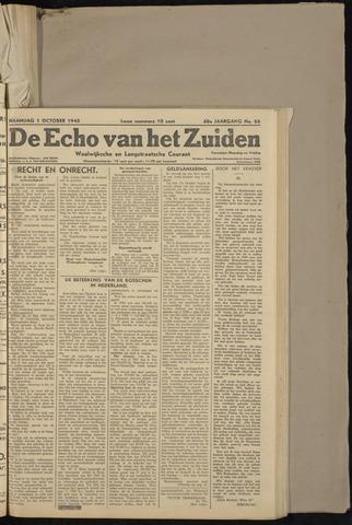 Echo van het Zuiden 1945-10-01