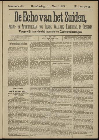 Echo van het Zuiden 1888-05-31