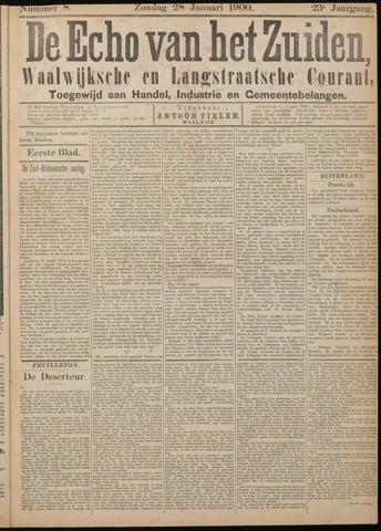 Echo van het Zuiden 1900-01-28