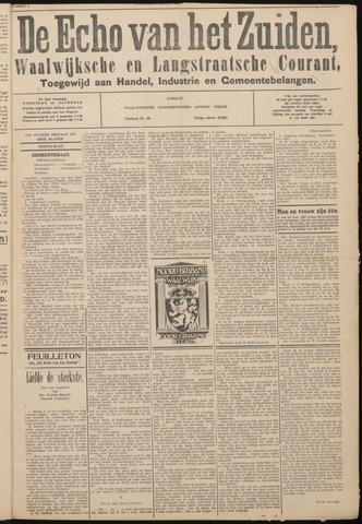 Echo van het Zuiden 1933-01-04