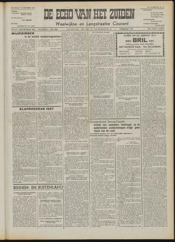 Echo van het Zuiden 1957-10-28