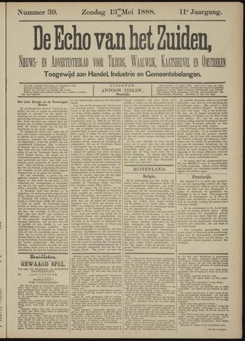 Echo van het Zuiden 1888-05-13