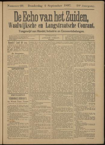 Echo van het Zuiden 1897-09-05