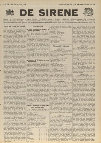 De Sirene 1946-09-26