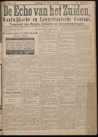 Echo van het Zuiden 1905-07-09