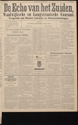 Echo van het Zuiden 1938-11-02