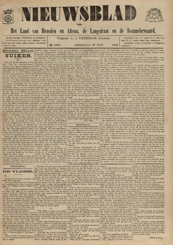 Nieuwsblad het land van Heusden en Altena de Langstraat en de Bommelerwaard 1902-11-29