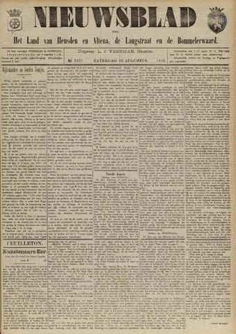 Nieuwsblad het land van Heusden en Altena de Langstraat en de Bommelerwaard 1893-08-12