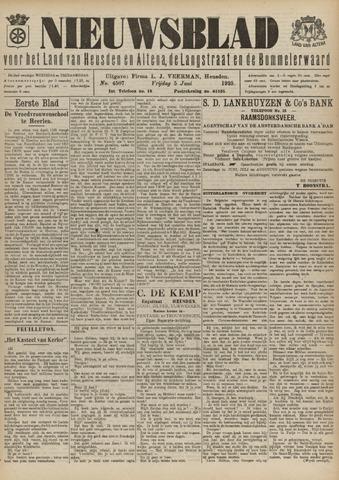 Nieuwsblad het land van Heusden en Altena de Langstraat en de Bommelerwaard 1925-06-05