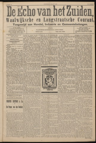 Echo van het Zuiden 1927-02-26