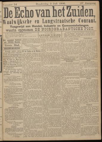 Echo van het Zuiden 1906-07-05