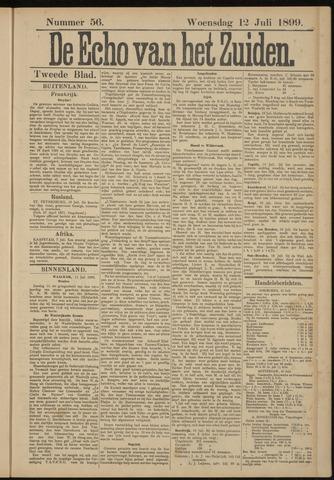 Echo van het Zuiden 1899-07-12