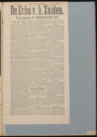 Echo van het Zuiden 1906-02-15
