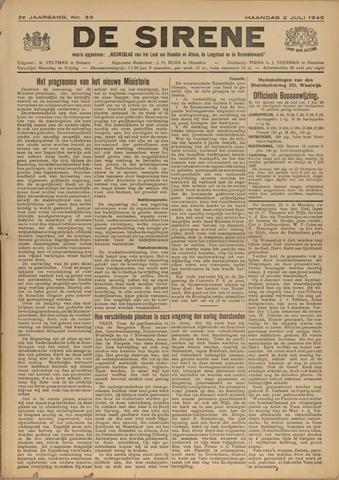 De Sirene 1945-07-02