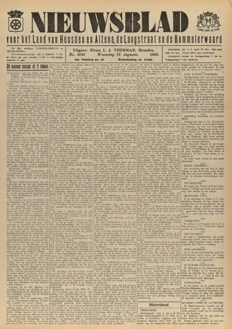 Nieuwsblad het land van Heusden en Altena de Langstraat en de Bommelerwaard 1930-08-13
