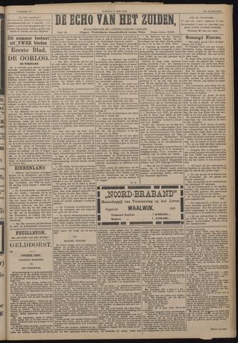 Echo van het Zuiden 1918-05-05