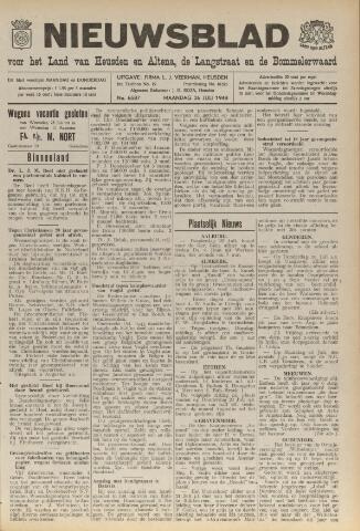 Nieuwsblad het land van Heusden en Altena de Langstraat en de Bommelerwaard 1948-07-26