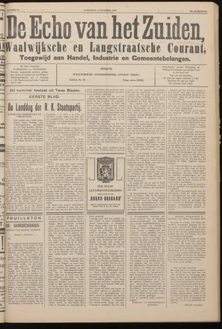 Echo van het Zuiden 1936-10-14