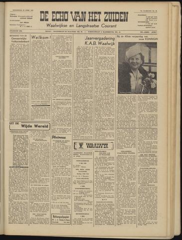 Echo van het Zuiden 1949-04-28