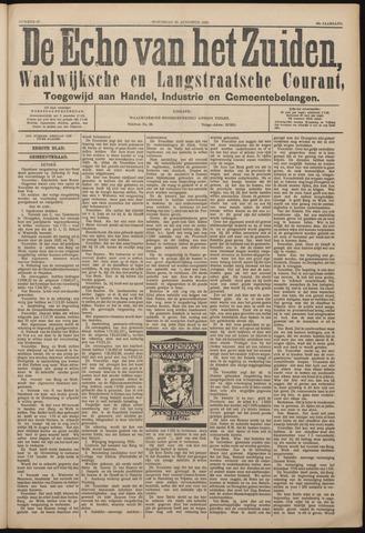 Echo van het Zuiden 1926-08-25