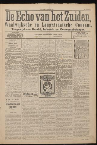 Echo van het Zuiden 1926-01-09