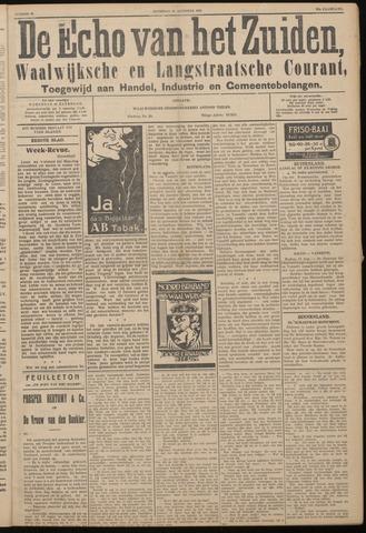 Echo van het Zuiden 1927-08-13