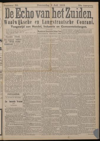 Echo van het Zuiden 1915-07-08