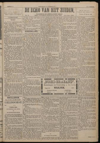 Echo van het Zuiden 1918-11-21