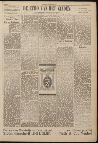 Echo van het Zuiden 1922-02-25