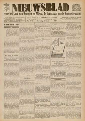 Nieuwsblad het land van Heusden en Altena de Langstraat en de Bommelerwaard 1936-05-20